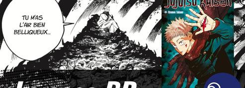 La case BD: Jujutsu Kaisen ,un manga loin d'être manichéen