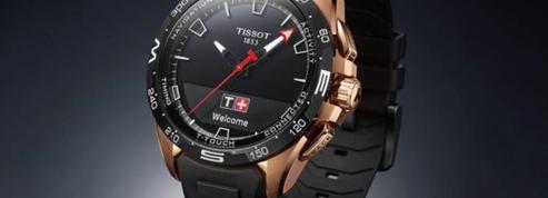 Tissot T Touch Connect Solar, une smart watch solaire pour le jour d'après
