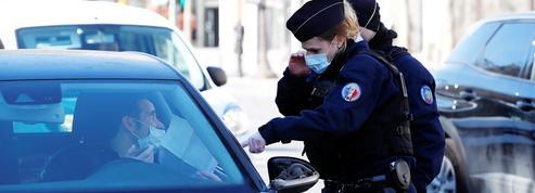 Covid-19 et contrôle routier: renforcement des sanctions