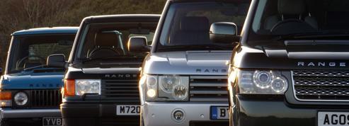 Range Rover, le jubilé d'un roi
