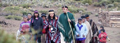 Arte: indien mapuche, toujours tu chériras la terre