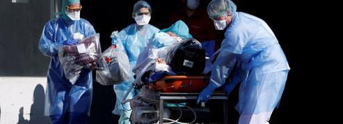 Coronavirus: haut risque d'infection pour les médecins et infirmières