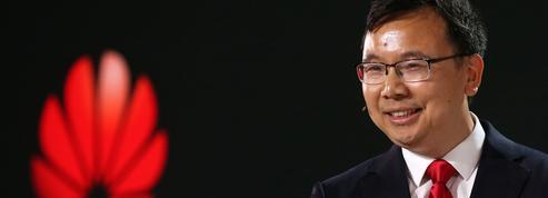 Lancement des nouveaux smartphones de Huawei en Chine