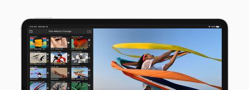 Le Figaro a testé le nouvel iPad Pro, plus musclé et plus polyvalent