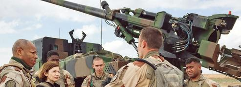 En Irak, «Chammal» rapatrie ses hommes