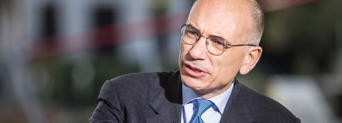 Enrico Letta: «L'attitude des Pays-Bas et de l'Autriche est irresponsable»