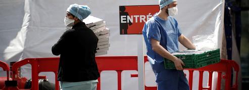 Coronavirus: mobilisation massive pour la réserve sanitaire
