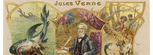 Jules Verne, Sarah Bernhardt, Gagarine…nos archives de la semaine sur Instagram