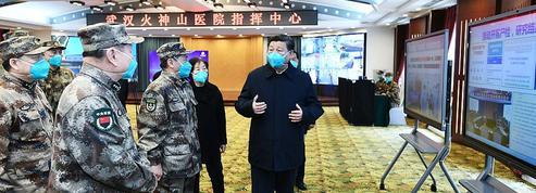 Comment la Chine utilise le virus pour contre-attaquer