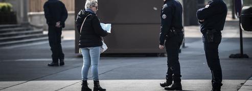 Coronavirus: les élèves des écoles de police et de gendarmerie en renfort de leurs aînés
