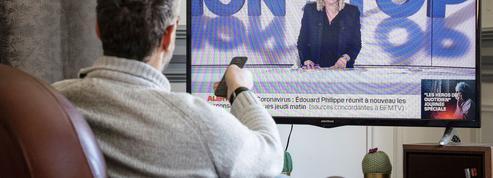Les Français ont passé 4h29 par jour devant leur télé en mars 2020