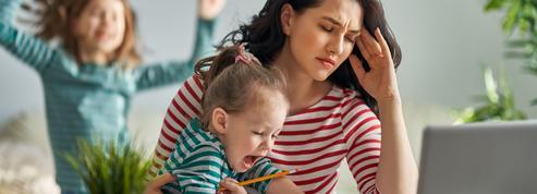 Confinement: le jour où nos enfants sont devenus nos collègues