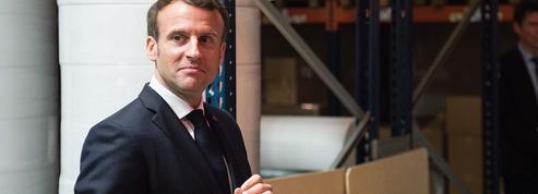 Sondage: confiance fragile pour Emmanuel Macron
