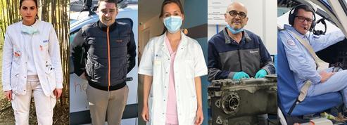 Face au coronavirus, ces Français qui s'exposent pour servir les autres