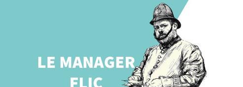 «Les gens qui comptent au bureau» #12: Le manager-flic!