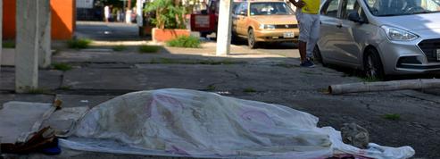 Coronavirus: des cadavres à l'abandon dans les rues de la seconde ville d'Équateur