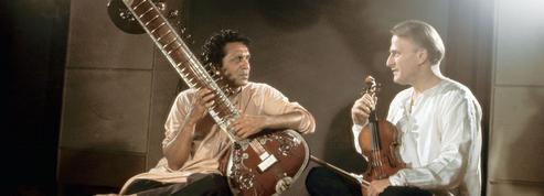 Le jour où Shankar ravit Yehudi Menuhin