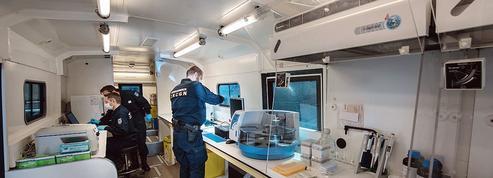 Le laboratoire mobile de la gendarmerie dépiste le Covid-19