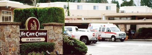États-Unis: à Kirkland, sur la piste des premieres contaminations au coronavirus