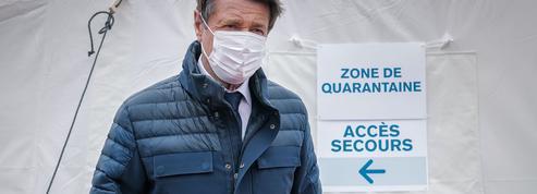 Coronavirus: à Nice, le cavalier seul de Christian Estrosi