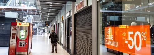 Confinement: commerçants et bailleurs se battent sur les loyers