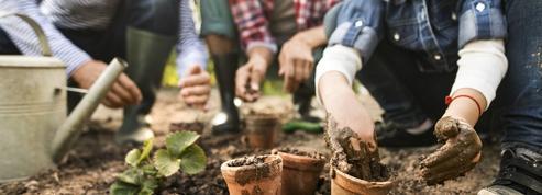 «Le jardinage induit un rythme qui nous rassure»