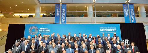 Coronavirus: la grande réunion du FMI, en mode virtuel