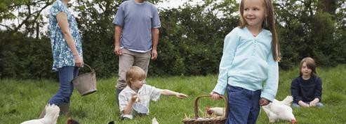 Poulaillers, potagers… Une forte envie de retour à la nature