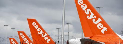 Polémique autour du chômage partiel chez easyJet en France