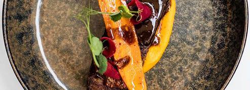 La recette de joue de bœuf et carottes de Julia Sedefdjian
