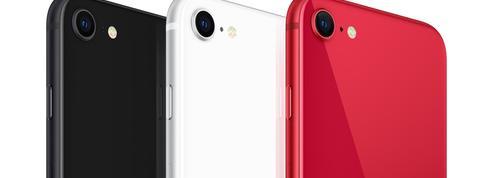 Apple lance un nouvel iPhone bon marché