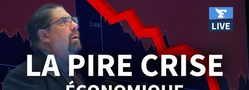 Comment le coronavirus a déclenché la plus grande crise économique depuis 1929