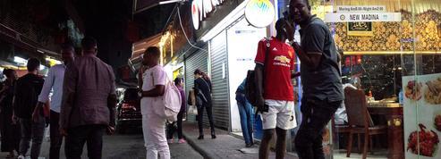 À Canton, la colère de la communauté africaine