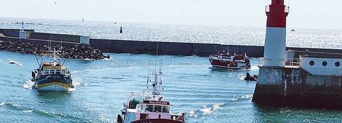 Le port du Guilvinec, debout en pleine tempête Covid-19