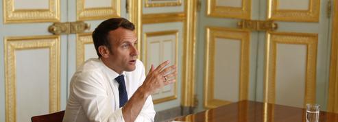 Emmanuel Macron écarte le confinement prolongé des seniors