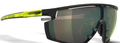 Julbo EVAD-1, une paire de lunettes pour athlètes connectés à leurs performances