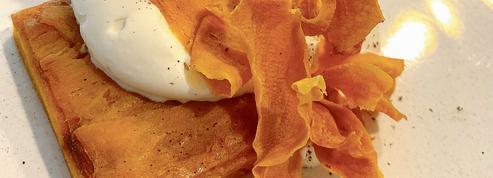 La recette du gâteau de patate douce de Kelly Rangama