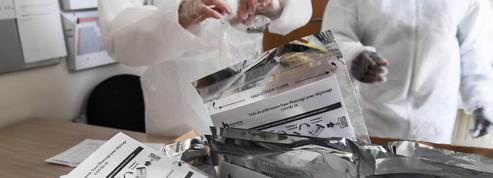 Coronavirus: de nombreux freins à l'accélération des tests PCR