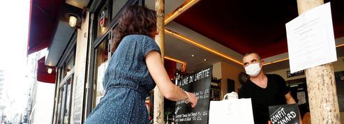 Faute de pouvoir rouvrir leurs salles, les restaurateurs changent de modèle