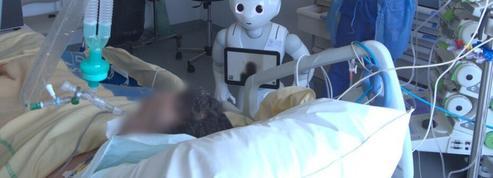 La crise du coronavirus relance l'intérêt pour les robots