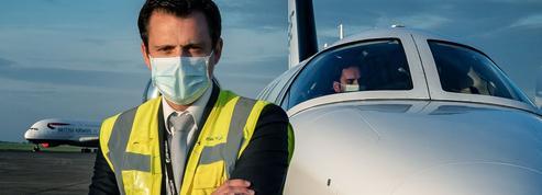 Coronavirus: la ruée vers le masque