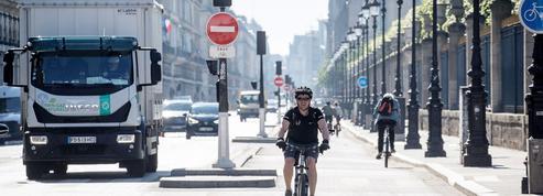 Déconfinement: quand le volant devient victime du vélo