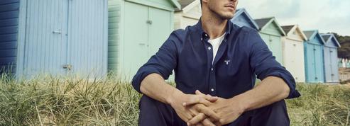 La chemise en jean de retour aux affaires