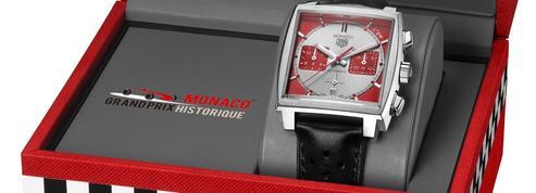 TAG Heuer et Monaco, une histoire d'amour horlogère