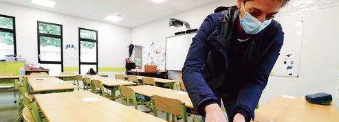 À Sainte-Thérèse, àChampigny, 100% des profs répondent à l'appel