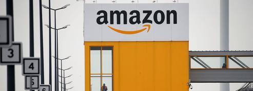 Comment Amazon livre ses clients en France, malgré des entrepôts fermés