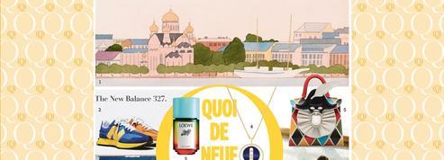 Louis Vuitton, Messika, New Balance... Les nouveautés de la semaine