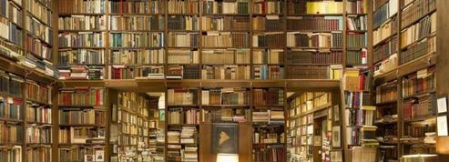 Julia de Funès: «La bibliothèque, lieu emblématique du confinement»