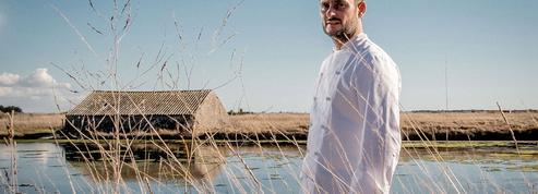 L'huître de Noirmoutier par Alexandre Couillon