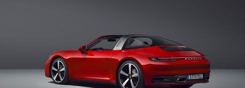 Porsche 911 Targa, sur un air de nostalgie